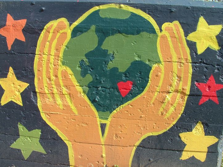 amore per il pianeta