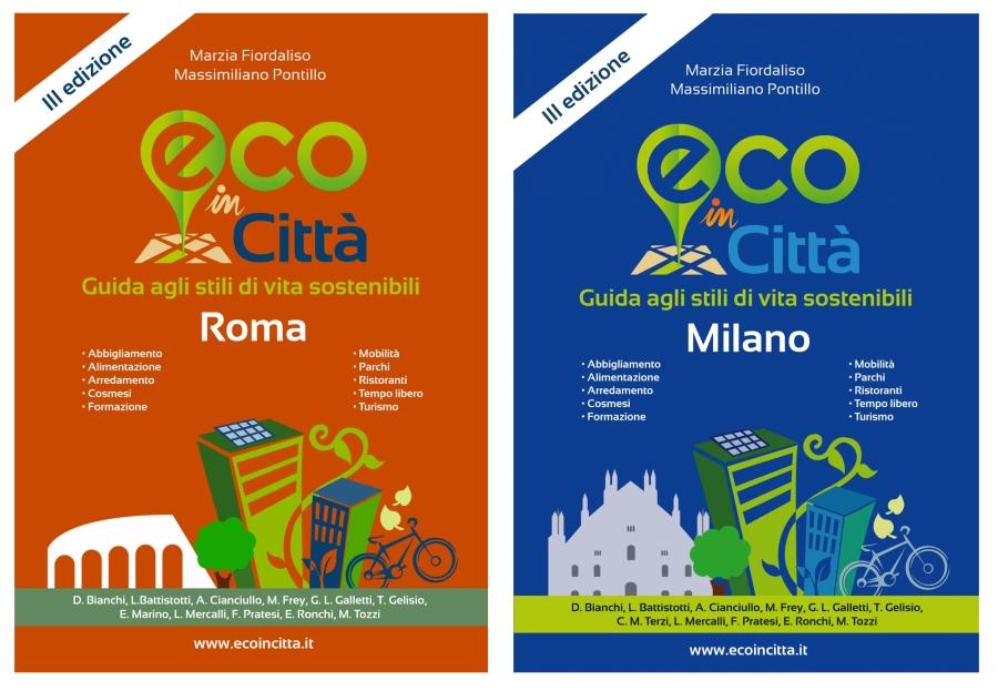 eco in citta - cover Roma e Milano