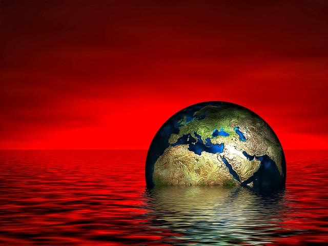 pianeta brucia