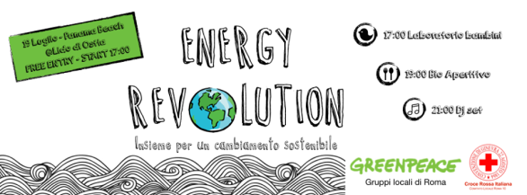 energy revolution green peace