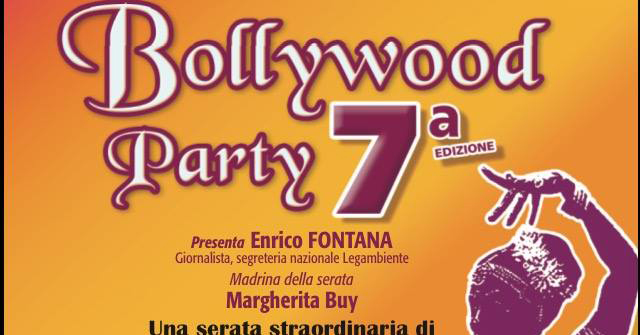 bollywood party a minimo impatto